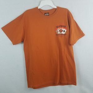 Harley-Davidson Deadwood Graphic T Shirt